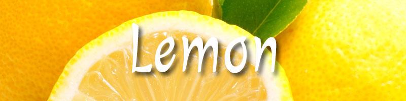Button Lemon