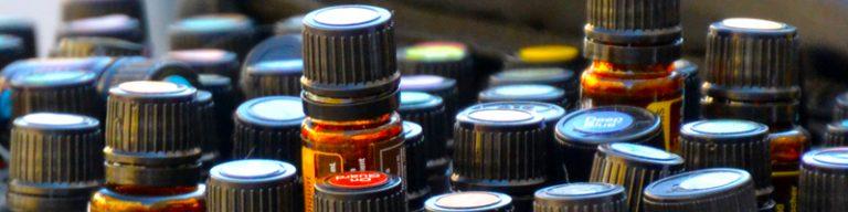 Aroma-Ölfläschchen