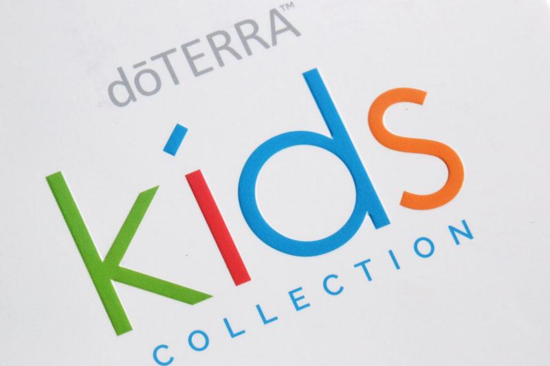 Schriftzug schräg: Kids Collection