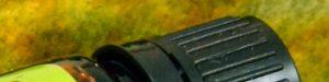 Detail Drehverschluss
